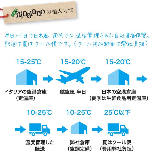 hinatanoの輸入方法